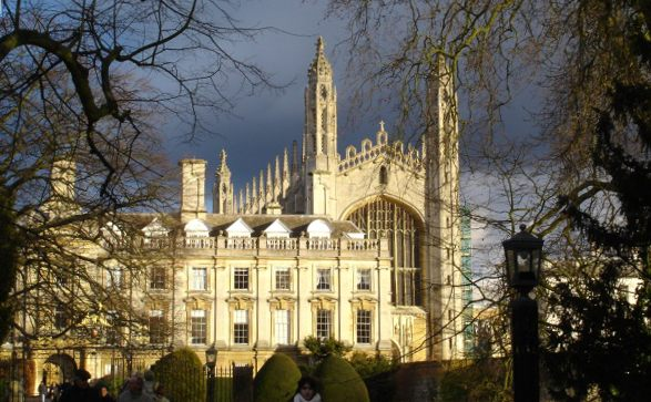 Tours of Literary Cambridge: Kings College